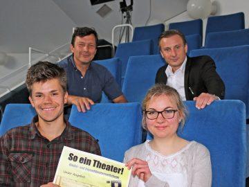 Landschaftsverband Weser-Hunte fördert Theaterworkshops
