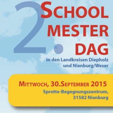 2. Schoolmesterdag in den Landkreisen Diepholz und Nienburg/Weser