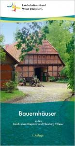 Broschüre Bauernhäuser