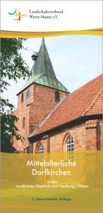Broschüre Mittelalterliche Dorfkirchen