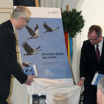 """Landeskunde """"Zwischen Weser und Hunte"""" veröffentlicht"""