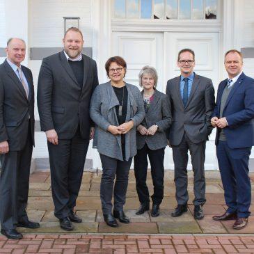 Landschaftsverband begrüßt Landespolitiker zum Gedankenaustausch
