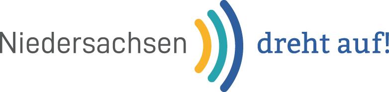 Logo Niedersachsen dreht auf