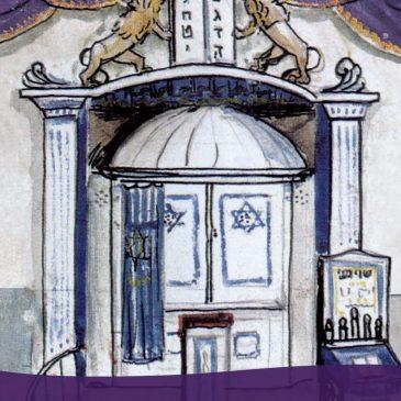 Broschüre Stätten jüdischer Kultur und Geschichte