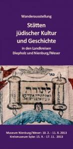 Wanderausstellung Stätten jüdischer Kultur und Geschichte