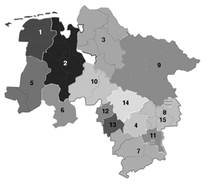Karte ALLviN